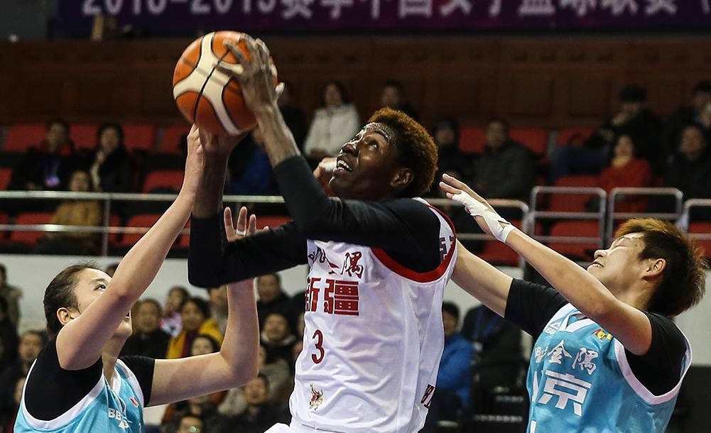 WCBA:新疆體彩勝北京首鋼