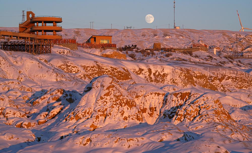 新疆:布爾津善用冰雪資源 發展旅遊經濟