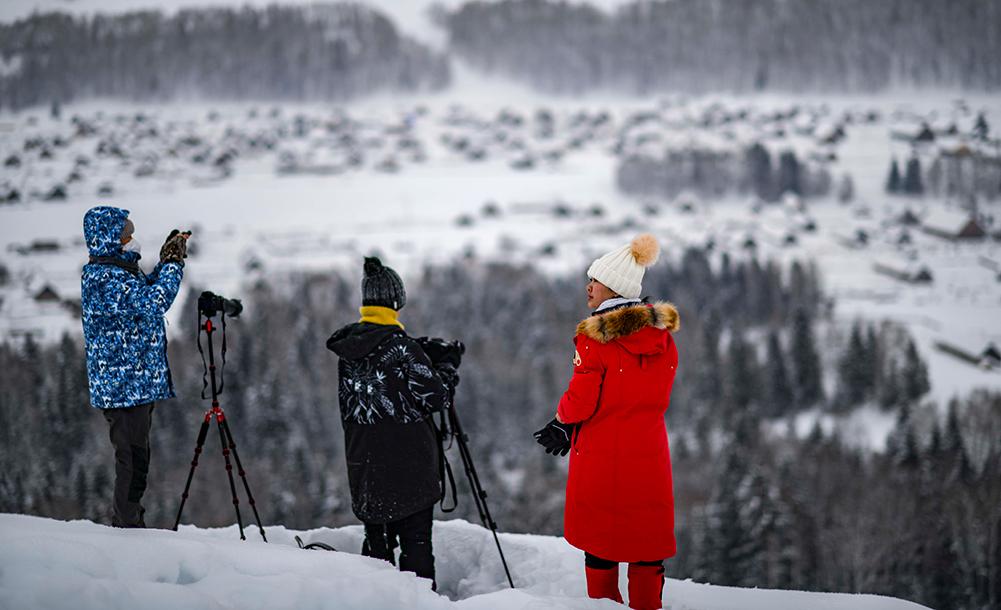 新疆:接待遊客人數創新高