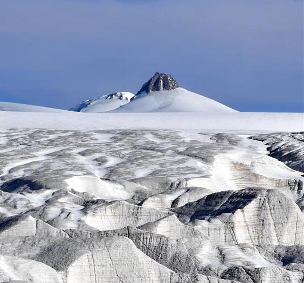 普若崗日冰川